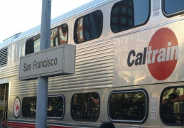Caltrain station - San Francisco