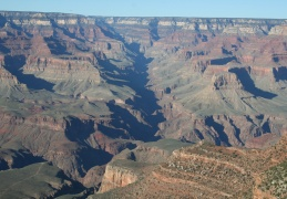 Tuba city to Williams (Grand Canyon)
